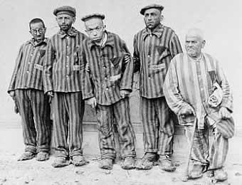"""O programa de """"eutanásia social"""" nazi põe fim à vida de mais de 270 mil pessoas"""